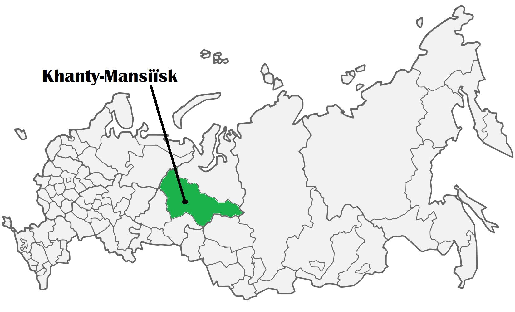 Khanty-Mansiïsk